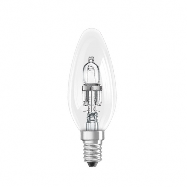 LAES kaars halogeenlamp - E14 - 18W - 210lm - warm wit