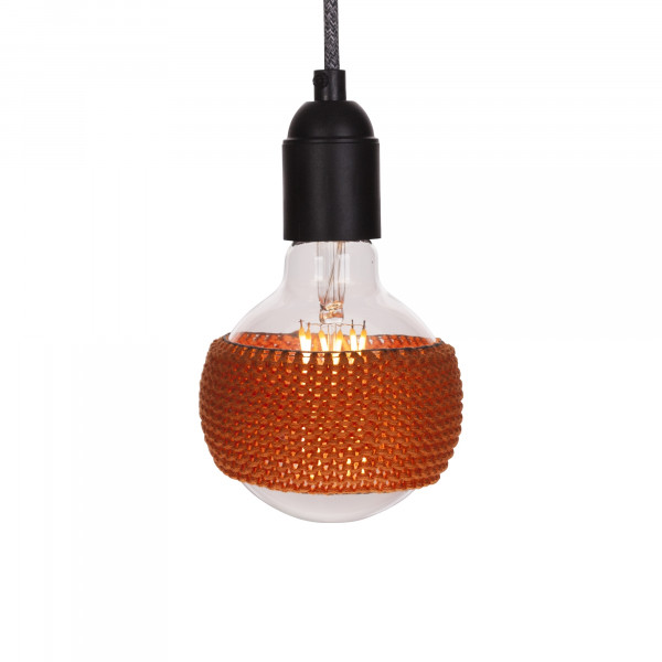 lampsjaal oranje medium