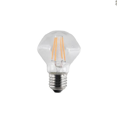 SPL mini diamant ledlamp - E27 - 3,5W - 260lm - extra warm wit