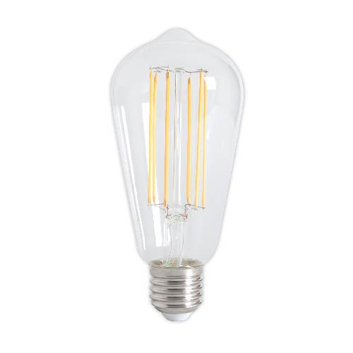 Snoerboer Edison LED filament - E27 - 4W - 350lm - extra warm wit