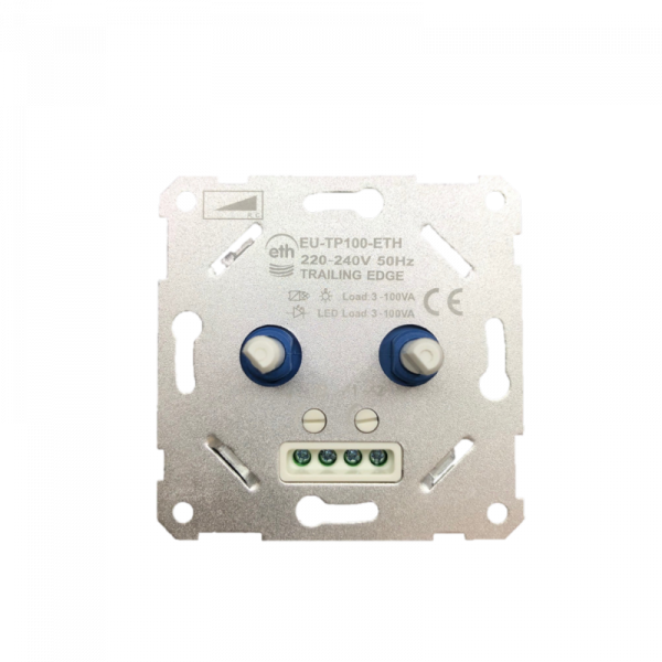 ETH Duo dimmer LED 2x 5-100W LED