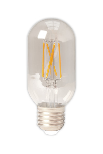 Calex LED filament buis - E27 - 4W - 350lm - extra warm wit