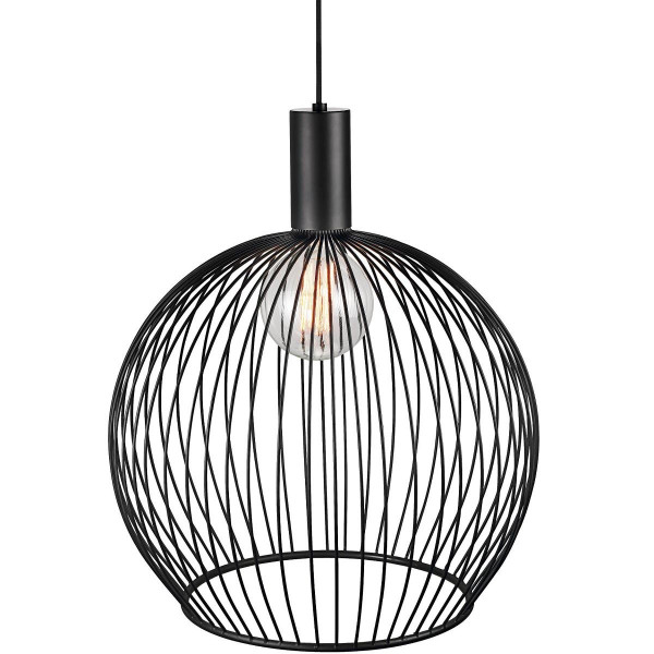 Aver 50 hanglamp metaal zwart - Design For The People by Nordlux