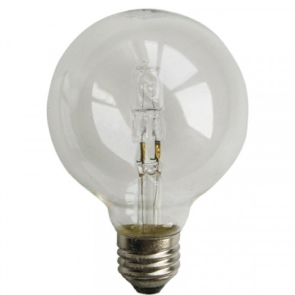 LAES extra grote halogeenlamp Ø125mm - E27 - 28W - 370lm - warm wit